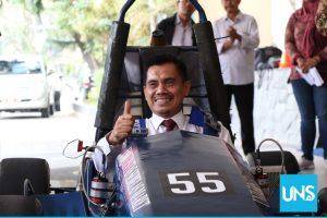 Tim Bengawan Formula Student UNS Siap Berlaga di Jepang
