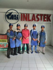 UNS Collaborates with Inlastek Welding Institute to Hold Training for Domestic Welding Workers