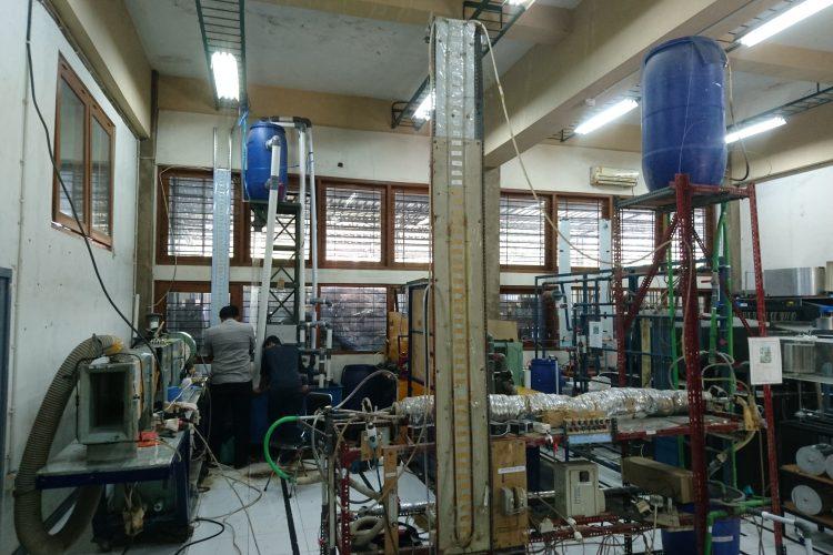 Lab perpindahan panas